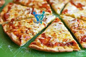 بيتزا الجبنة: