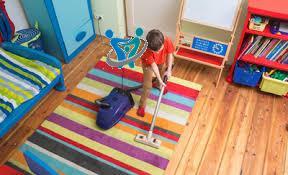 تنظيف المنزل في ثواني