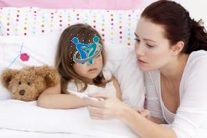 علاج والوقاية من الالتهاب الرئوي عند الرضع