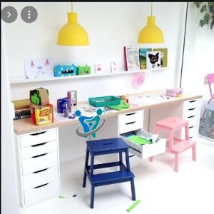 مكاتب اطفال من ايكيا