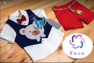 ملابس أطفال وحديثي ولادة