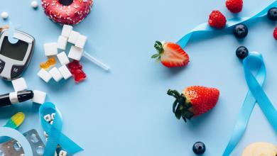 اعراض سكري الأطفال