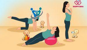 متى تعود البطن لطبيعتها بعد الولادة القيصرية