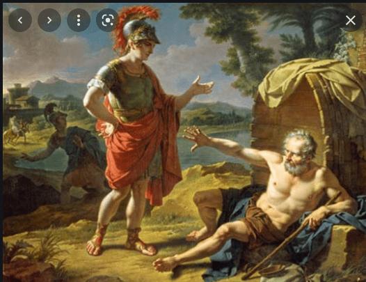 قصة الاسكندر الاكبر